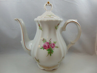 Bareuther Moss Rose Coffee Pot