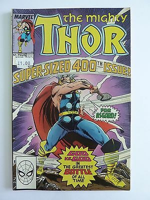 Marvel - The Mighty Thor Super-Sized 400th Issue February 1989
