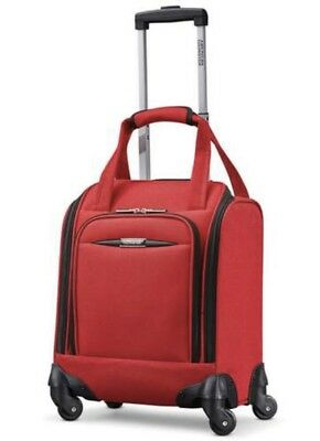 American Tourister Meridian NXT 16 inch Spinner Underseat Carry-On Luggage New