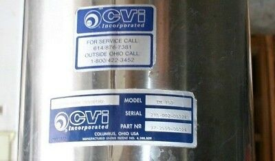 CVI Torrmaster TM 150 Cryogenic High Vacuum Cryo Pump
