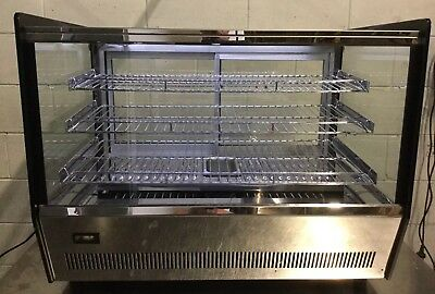 Commercial Restaurant Cafe FED BELLEVISTA  BENCH TOP Display Pie Warming  Oven