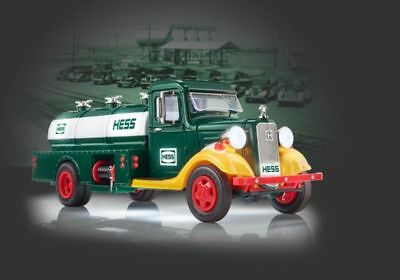 2018 HESS TOY TRUCK 85th ANNIVERSARY COLLECTOR'S LIMITED EDITION! SAME DAY SHIP!