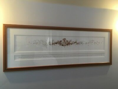 """Bev Doolittle - """"When The Wind Had Wings"""" Original signed and framed print"""