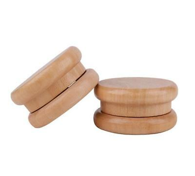 Wooden Tobacco Herb Spice Grinder Herbal Alloy Smoke Metal Chromium Crusher New
