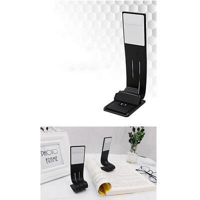 Newly Portable Travel Flexible Neck led Clamp clip-on Reading book light Lamp