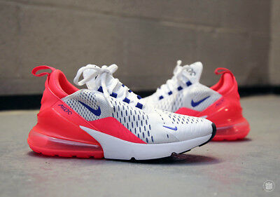 "NIKE AIR MAX 270 Women s ""Ultramarine"" AH6789-101 Sz 8US - EUR 88 516d97d8c"