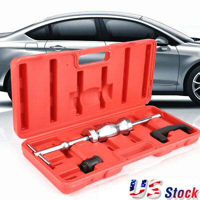3Pcs Common Rail Injector Extractor Diesel Puller Bosch Set Injection Tool Kit