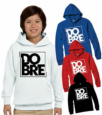 Dobre Brothers Hoodie, Marcus Lucas Youtuber Music Lovers Kids Boys Girls Top
