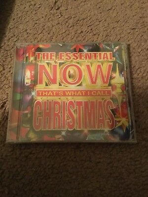 Now That's What I Call Christmas!: Essential Various Artists (CD) New Sealed
