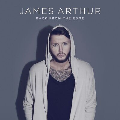 James Arthur - Back from the Edge, 1 Audio-CD (Deluxe-Edition)