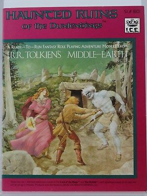 MERP - Haunted Ruins of the Dunlendings 1985 - (I.C.E., Rolemaster) 101002002