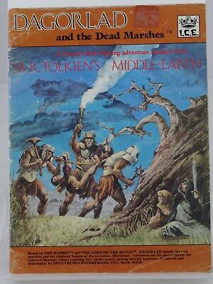 MERP - Dagorlad and the Dead Marshes - (I.C.E., Rolemaster) 101002002