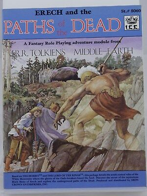 MERP - Erech and the Path of the Dead - (I.C.E., Rolemaster) 101002002