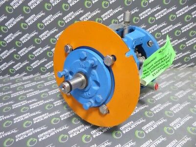 USED Gould 3196STI Pump Assembly 1X1-1/2-6