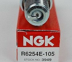 Kit 4 Bougie Ngk Racing R6254E-105 Spark Plug