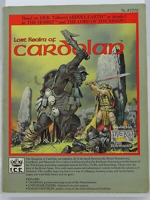 MERP - Lost Realm of Cardolan - (I.C.E., Middle Earth, Rolemaster) 101002002