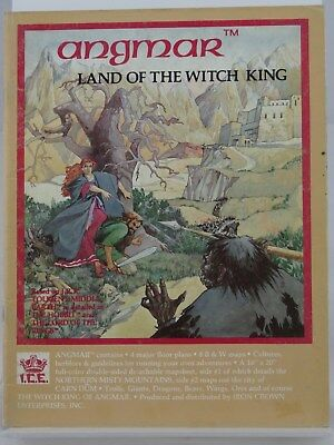 MERP - Angmar - Land of the Witch King - (I.C.E., Rolemaster) 101002002
