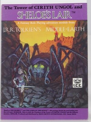 MERP - The Tower of Cirith Ungol and Shelob´s Lair - (I.C.E.) 101002002