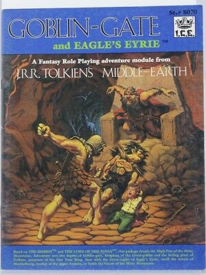 MERP - Goblin-Gate and Eagle´s Eyrie - (I.C.E., Rolemaster) 101002002