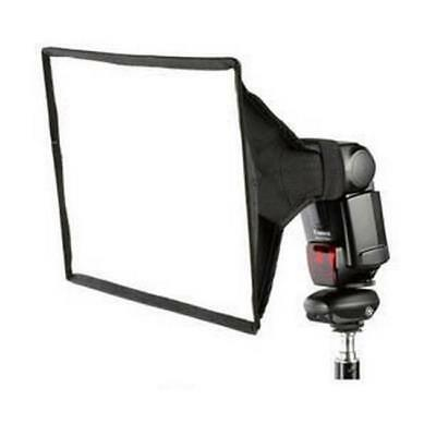 Flash Diffuser Portable Photography Soft Box Foldable Universal Studio -lin