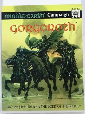 MERP - Gorgoroth - (I.C.E., Middle Earth, Rolemaster) 101002002