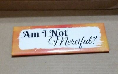 "Illuminae Magnet ""Am I not merciful?"" Came in the Dec Spearcraft Book Box."