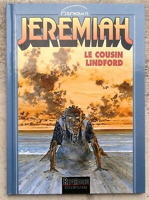 Jeremiah 21 Le Cousin Lindford EO 1998 Comme Neuf Hermann