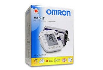 Omron m10-IT Digital Blood Pressure Monitor *Free UK Delivery*