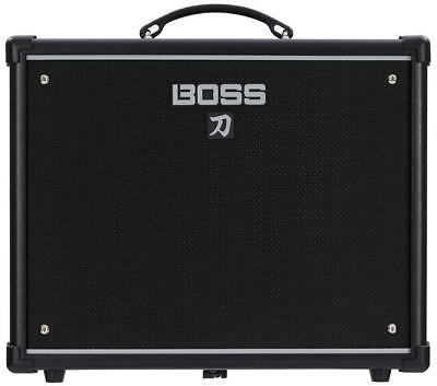 Boss KTN50 KATANA 50 Combo Guitar Amplifier, 50-Watt