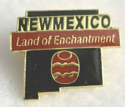 New  Mexico  State colorful lapel pin Nice NEW!!!