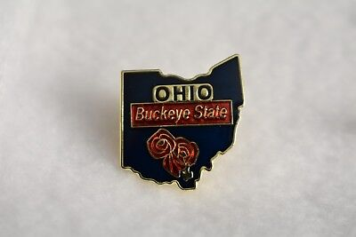 Ohio State colorful lapel pin Nice NEW!!!