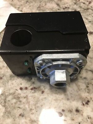 Hubbell Pressure switch, New in box 69jf7 95 psi to125 psi Furnas Air compressor