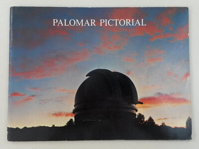 Palomar Pictorial Souvenir Book from 1965 California Observatory Hale Telescope