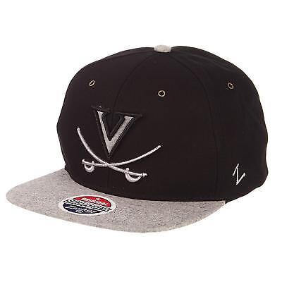 9adc6087a96 Virginia Cavaliers NCAA Zephyr Boss Snapback Cap Hat - Brand New with Tags