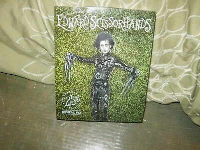 Edward Scissorhands 25th Anniversary NEW DVD 1990