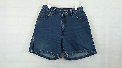 Wrangler Women High Waist Denim  Blue Jean 28 Waist 6 Inseam