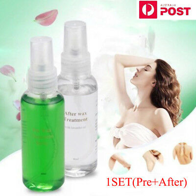 Hot 2 PCS Smooth Body Hair Removal Spray 208 Best   JW