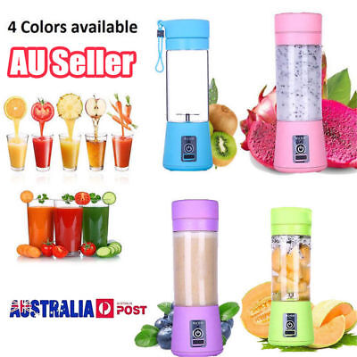 2019 New BlendJet One The Ultimate Portable Blender rechargeable Electric JW