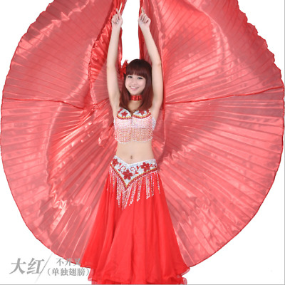 Belly Dance Costume Adults Isis Wings 9 colors