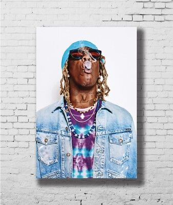 So Much Fun Young Thug 20x30 24x36 27x40 Silk Poster E709 Deluxe