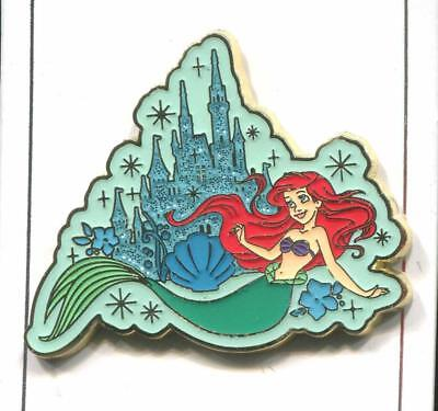 Sparkle Castle Ariel Disney Pin 131103