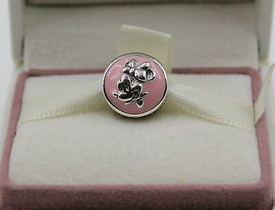 AUTHENTIC PANDORA Disney, Vintage Minnie Charm, 797170EN96   #1190