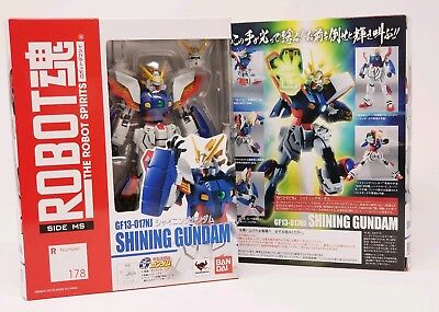 SHINING GUNDAM Robot Damashii (SIDE MS) - Robot Spirits- US SELLER FREE SHIPPING