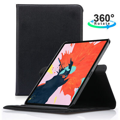 360° Rotating Stand Multi-Angle (11inch) iPad Pro Protective Leather Swivel Case