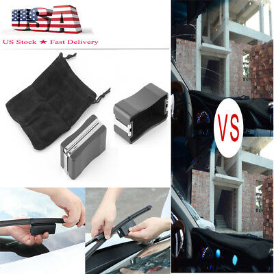1PC Universal Car Wiper Repair Tool Kit for Windshield Wiper Blade Scratches US
