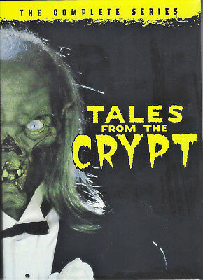Tales from the Crypt: The Complete Series (20-Disc BoxSet DVD) Brand New
