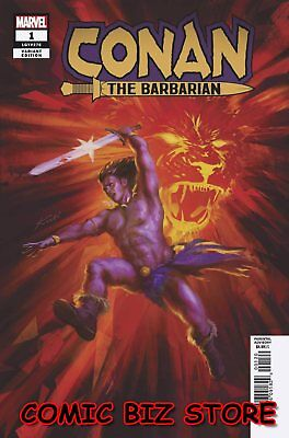 Conan The Barbarian #1 (2019) 1St Printing Fagan Variant Cover Marvel ($4.99)