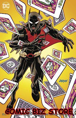 Batman Beyond #26 (2019) 1St Printing Variant Cover Dc Universe Bagged & Boarded