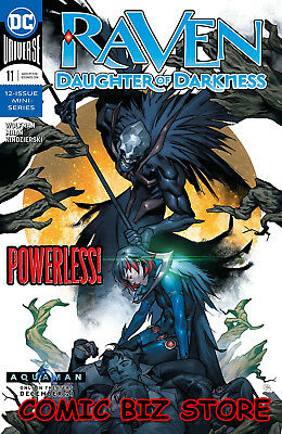 Raven Daughter Of Darkness #11 (Of 12) (2019) 1St Printing Putri Cover Dc Comics