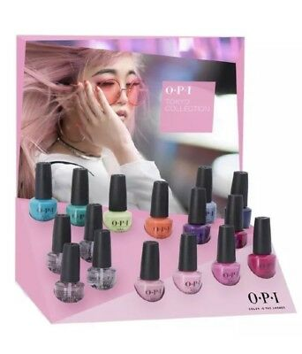 2019 OPI Nail Polish Lacquer Color - Tokyo Spring Collection - Set Of 12 Colors